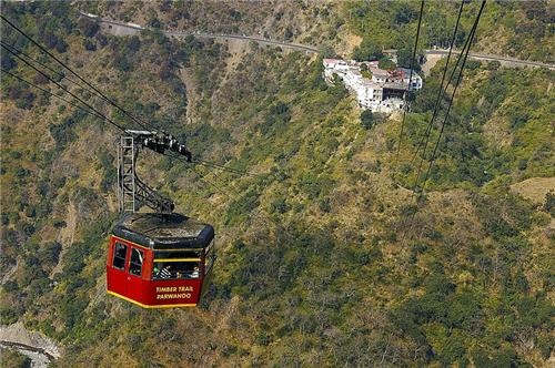 Cable Car in Parwanoo