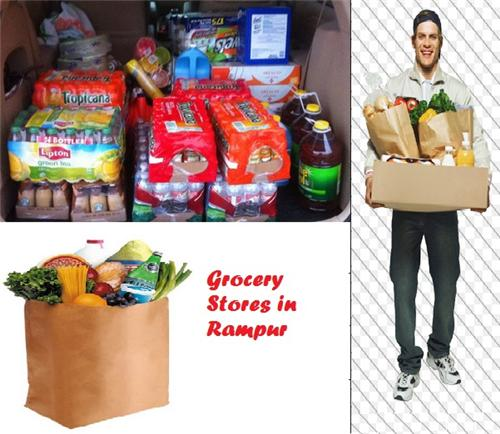 Grocery Stores in Rampur