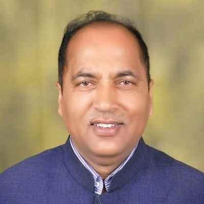 CM of Himachal Pradesh