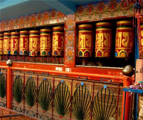 Culture at Dharamsala