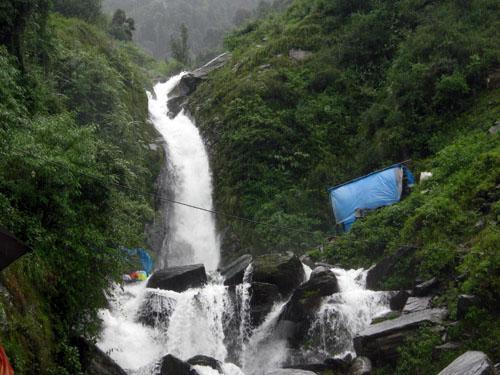 Bhagsunag in Dharamsala