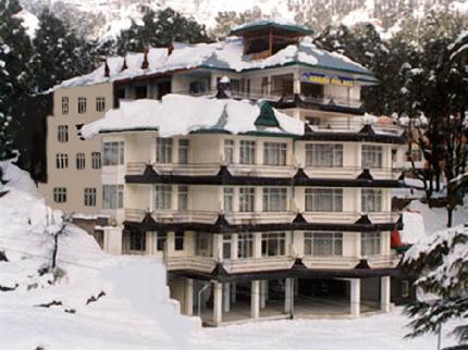 Budget Hotel at Dharamsala