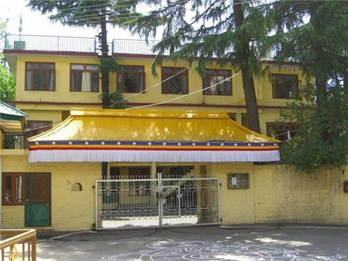 Residence of Dalai Lama