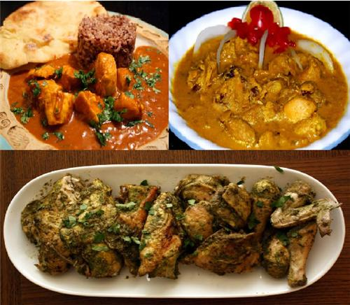 Indian Food at Dharamsala