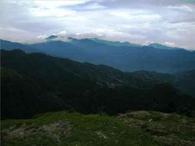 Valley at Dharamsala