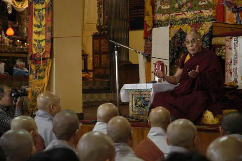 Dalai Lama Teaching