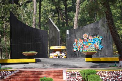 War Memorial Dharamsala