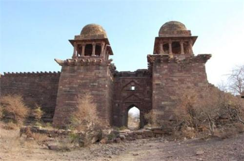 Architecture of Timangarh Fort