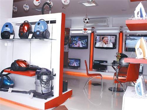 Electronics Showrooms in Hindaun