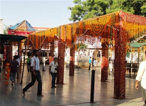 Kaila Devi Temple in Hindaun