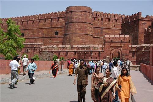 Agra from Hindaun