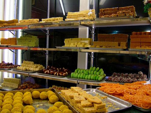 Sweet and Snack Shops in Hoshangabad