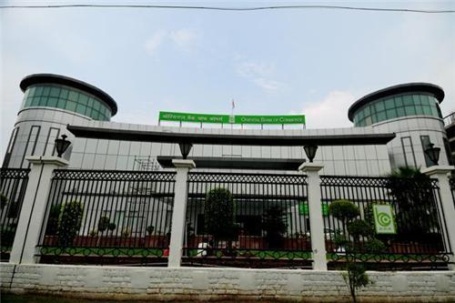 Oriental Bank of Commerce in Hoshiarpur