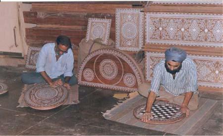 Handicrafts of Hoshiarpur