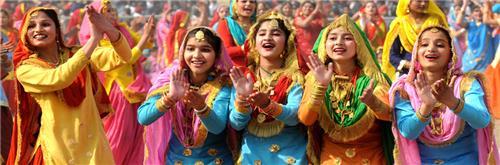 Folk dances of Hoshiarpur