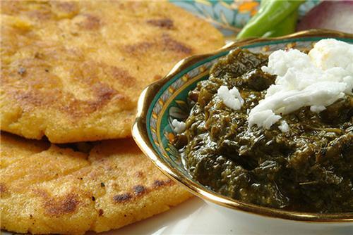 Food in Dhabas of Hoshiarpur