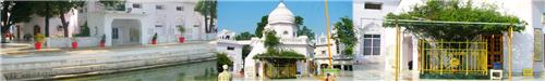 Well known Gurudwaras in Hoshiarpur