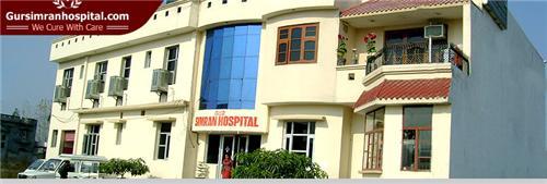 Hospitals in Hoshiarpur