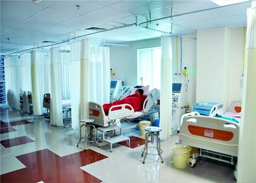 Patient care at Shivam Hospital in Hoshiarpur