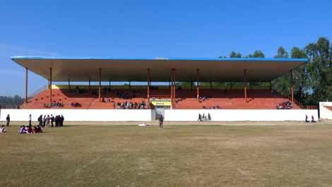 Stadiums in Hoshiarpur