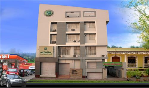 Accommodation in Madhupur