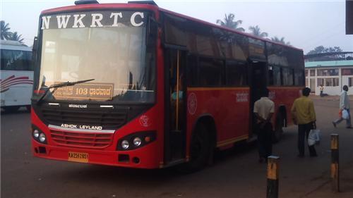 Transport System in Hubli
