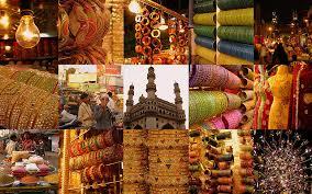 Bangles in Laad Bazaar