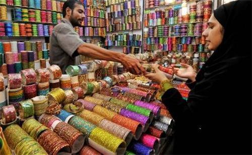 Shopping for Ramzan in Hyderabad