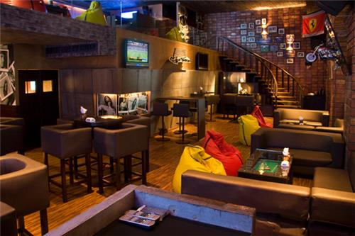 Sports Bars in Hyderabad