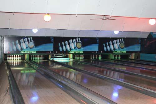 Bowling Alley in Hyderabad