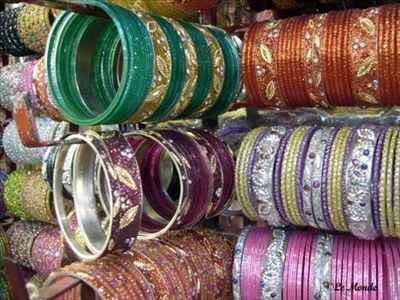 Glass Bangles of Hyderabad