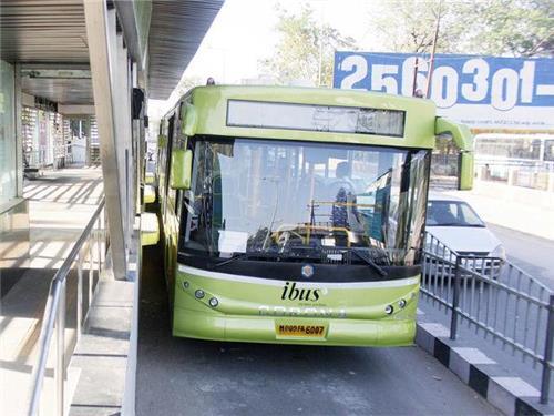 Transport in Indore