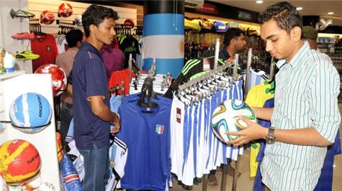 Sports Shops in Indore