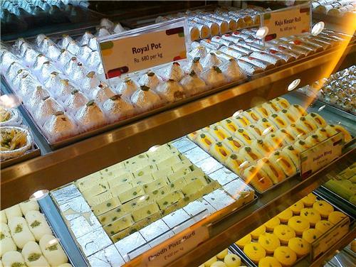 Sweets Shops in Jabalpur