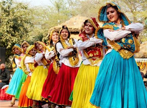 Dance of Haryana
