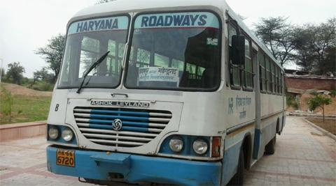 Haryana Buses