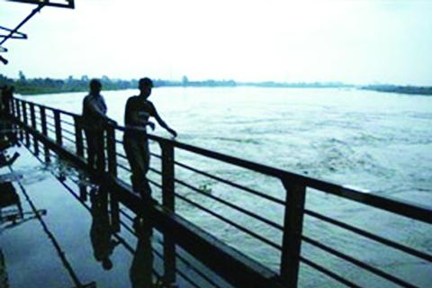 Tajewal Barrage