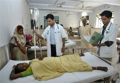 Health in Jagdalpur