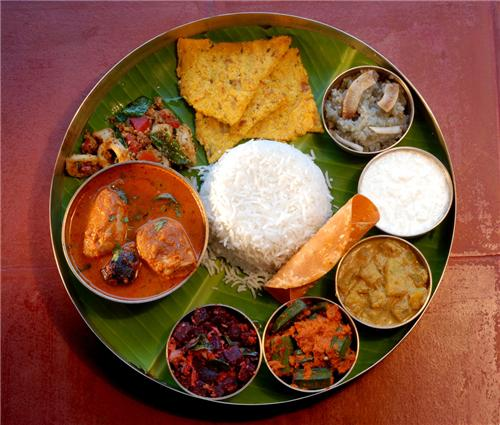 Food in Jagdalpur