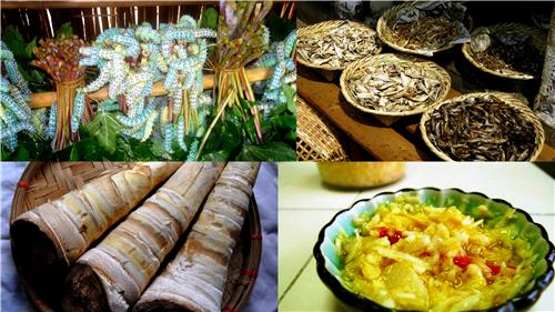 Local foods of Jagdalpur