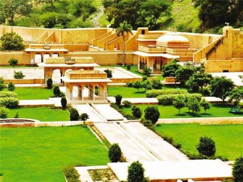 Vidhyadhar Garden in Jaipur