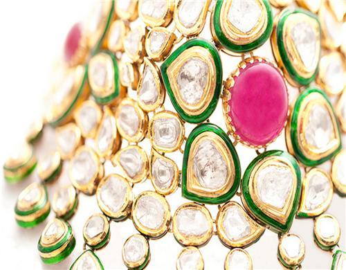 Kundan Jewellery of Jaipur