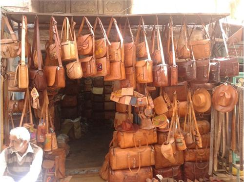 Leather Craft Industry In Jaipur Leather Product Shops In Jaipur
