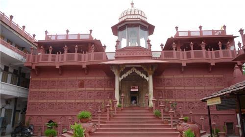 Jain Mandir in Sanganer Jaipur Rajasthan India