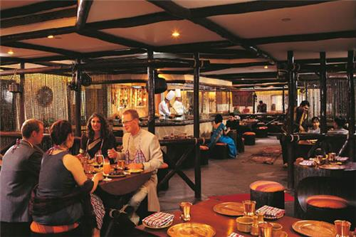 Famous restaurants in Jaipur