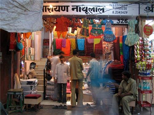Flea markets in Jaipur