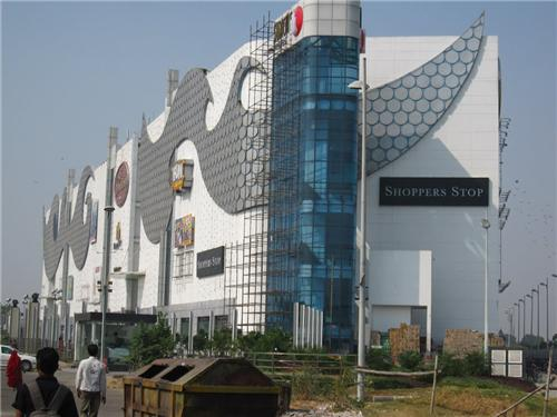 Triton Mall in Jaipur