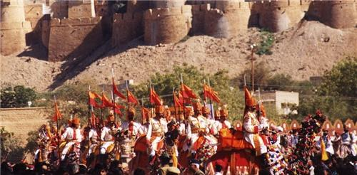About Jaisalmer