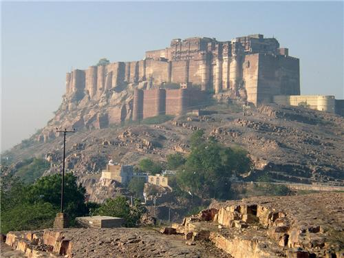 Tourist Places Near Jaisalmer