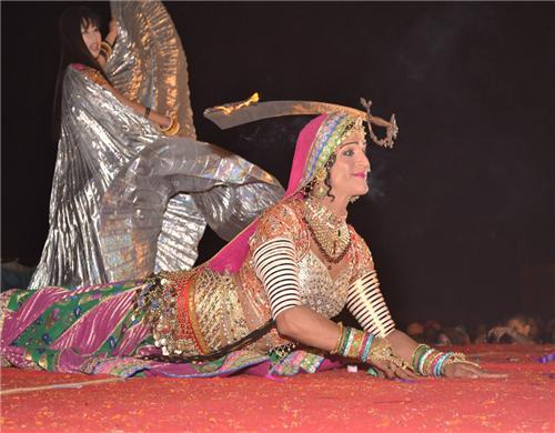 Queen Harish of Jaisalmer